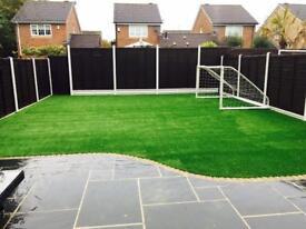 Artificial grass , paving , decking , fencing HERTFORDSHIRE