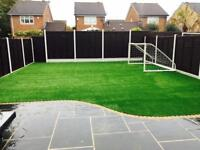Artificial grass , paving , decking , fencing HERTFORDSHIRE