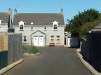 Portstewart Holiday Let/Rental off Strand Road Private developement ideal area for family holiday