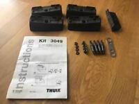 Thule 3049 roof kit - E-Class/C-Clasd