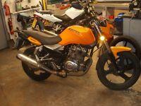ZONTES 125cc PANTHER