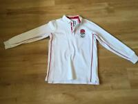 England rugby jersey looks brand NEW 13yrs