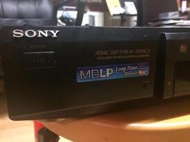 Sony MDS - JE440 minidisc player