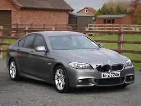 2011 BMW 520 DIESEL M SPORT **FULL BMW SERVICE HISTORY**