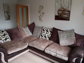 DFS Farrow Right Hand Facing Corner Sofa [Reduced Price]