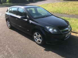 2008 (58) Vauxhall Astra 1.6 Petrol, Manual, LOW MILEAGE, NEW MOT