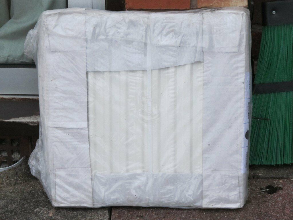 central heating radiator 400 X400 double