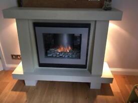 Flamerite Freestanding Electric Fire