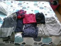 Bundle of ladies clothes