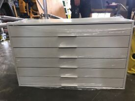 Steel drawer unit for tools & fixings/craft