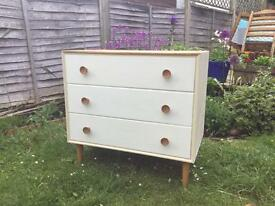 1970's upcycled chest of drawers
