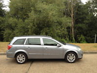 VAUXHALL ASTRA 1.4 ACTIVE ESTATE-2005-ALLOYS AIR CON CD-LONG MOT-WE CAN DELIVER THIS CAR TO YOU