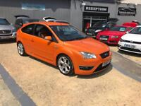 FORD FOCUS 2.5 ST-2 3d 225 BHP (orange) 2006