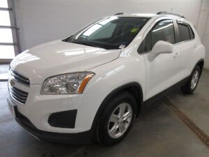 2016 Chevrolet Trax LT- AWD! ALLOY WHEELS! ONLY 27K!