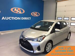 2015 Toyota Yaris LE BLUETOOTH TOUCH SCREEN!
