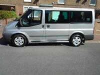 Ford Tourneo Minibus in outstanding condition