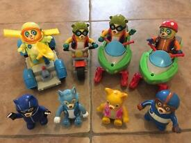 Special agent oso figures