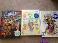 Lego friends and Wii games