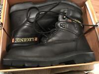 Men's legend boots size 12