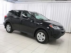 2015 Toyota RAV4 LE FRONT WHEEL DRIVE SUV, TOYOTA CERTIFIED!!!