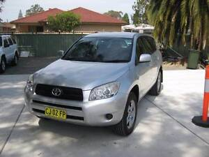 2006 Toyota RAV4 Wagon Automatic Tuncurry Great Lakes Area Preview