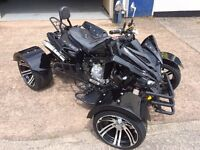 NEW 2017 300CC AUTOMATIC ROAD LEGAL QUAD BIKE NATIONWIDE DELIVERY 17 PLATE 3 COLOURS AVAILABLE