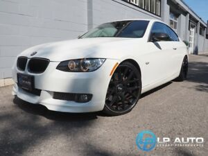2008 BMW 335XI Coupe! Only 62500kms! MINT!