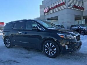 2016 Kia Sedona power liftgate blind sport detection loaded