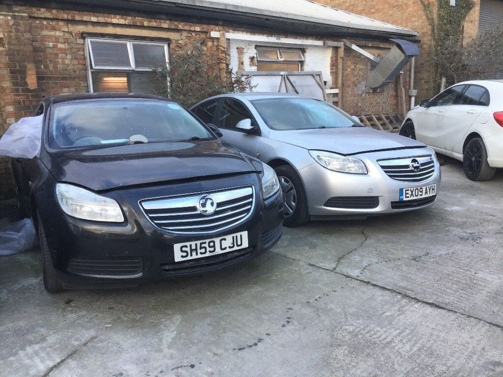 Vauxhall Insignia 2009 Breaking For Parts In Harrow London Gumtree