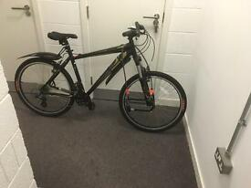 Used once 21inch mountain bike must go