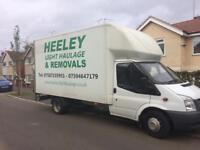 Man & Van hire - Removals