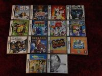14 Nintendo ds games