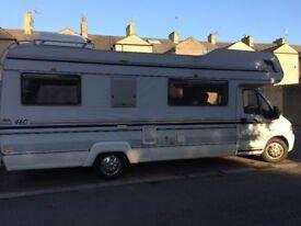 cosy campervan