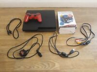 Playstation 3 plus motion controller & eye camera