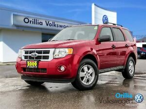2009 Ford Escape A/C, CRUISE CONTROL, CD PLAYER