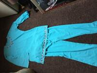 Traditional Indian Asian outfit clothes size XL