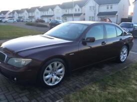 BMW 730d Sport Auto £4,500 o.n.o