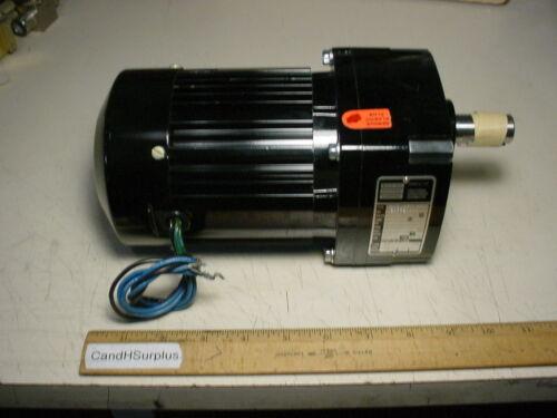 Bodine 42Z4BFC1-E2 inline reversible gearmotor 90 rpm 115 volts