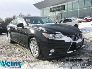 2015 Lexus ES 350 Premium Package* Back Up Camera* Heated Seats*