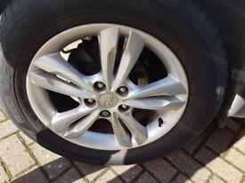 Hyundai ix35 2013 SUV
