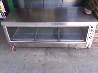 CAFE CANTEEN CAFETERIA SHOP BAKERY PATISSERIE HENNY PENNY COMMERCIAL HCW5 DISPLAY CABINET CATERING