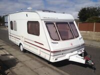 "Swift ""BLAKEMERE "" 5 berth,awning ,mover"
