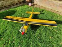 Radio Controlled Trainer Aircraft & Starter Kit
