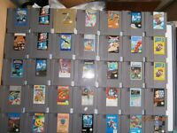 Nes and snes consuls , games and accessories