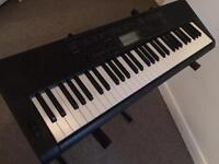 Casio CTK - 3200 and stand for sale
