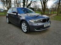 BMW 120d SE Diesel 2008 1 Series *LOW MILES**12 Months Mot*New Timing Chain***