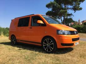 2012 VW T5 Transporter ( Can fit rear seats )