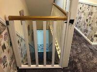 Handmade baby gates