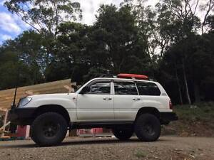 2003 Toyota LandCruiser Wagon turbo intercooled diesel Mount Keira Wollongong Area Preview