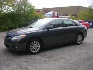 2011 TOYOTA CAMRY V6 XLE LOADED- 160000KM